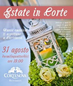 Estate in Corte Cortenova ricevimenti Casamassima