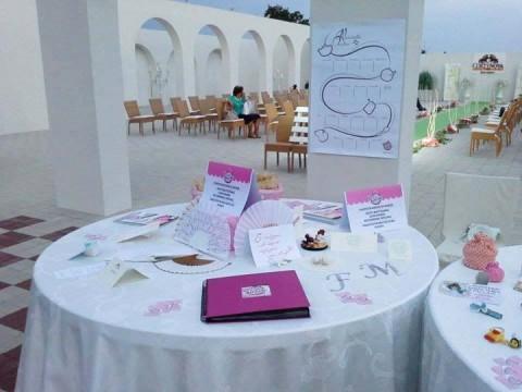 Coi Fiocchi wedding design a Cortenova Ricevimenti