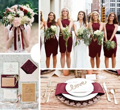 Matrimoni d'autunno. I dieci colori moda secondo Pantone. Prima parte