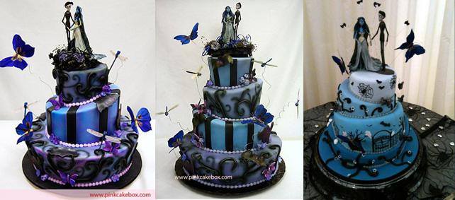 peciale-halloween-la-sposa-cadavere-matrimonio a tema-torte-nuziali