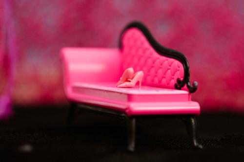 Siete invitati al matrimonio di Barbie e Ken_scarpe Barbie