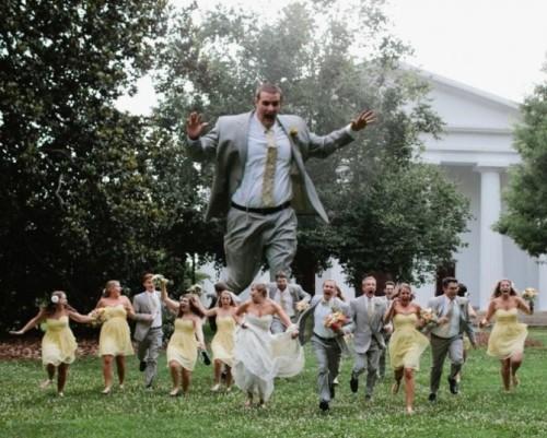 Le foto di nozze più divertenti del web scelte da Coi Fiocchi_sposo gigante