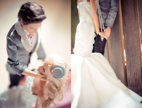 Siete invitati al matrimonio di Barbie e Ken_foto