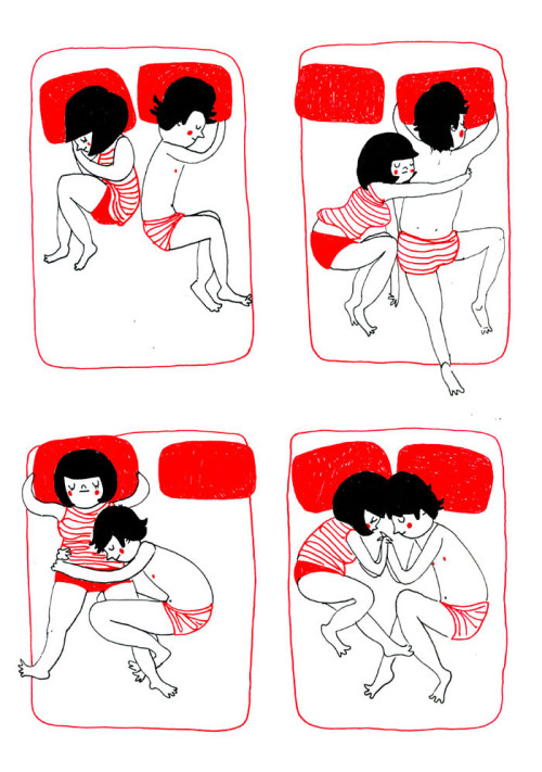illustrazioni d'amore-soppy-philippa-rice-letto