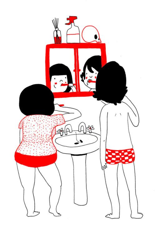 illustrazioni d'amore-soppy-philippa-rice-denti