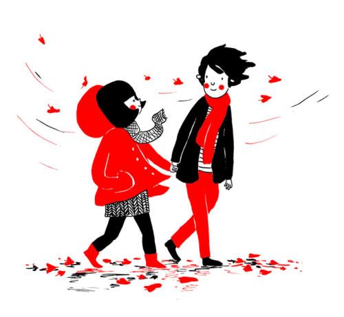 illustrazioni d'amore-soppy-philippa-rice-vento