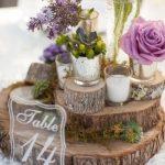 Tante belle  idee con il  legno  per il tuo matrimonio rustico