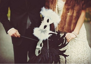 Idee e consigli per un matrimonio a tema Carnevale
