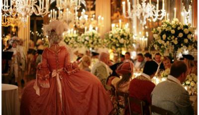 Matrimonio a tema Carnevale di Venezia-allestimento