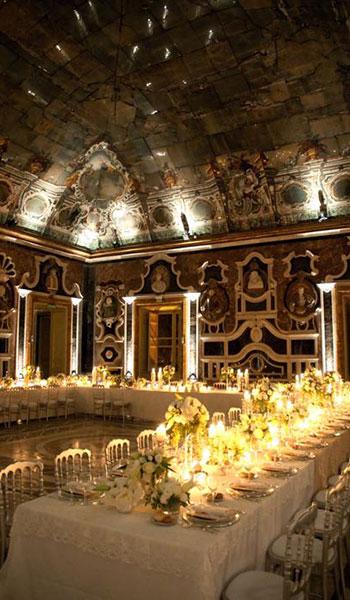 Matrimonio a tema Carnevale di Venezia-location