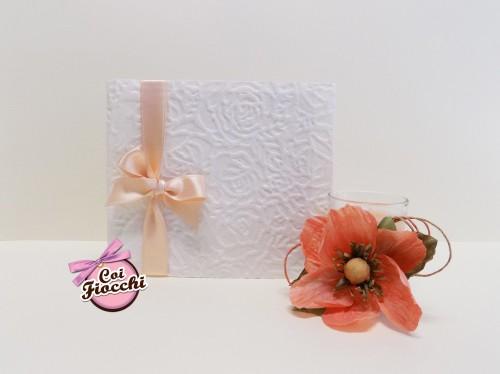 Scegliere la carta giusta per la partecipazione di nozze _carta naturale_rose