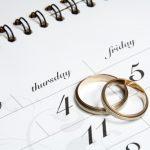 La data delle nozze tra tradizioni e superstizioni