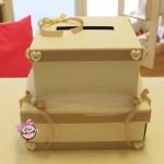 Le scatole porta buste: idea utile e sfiziosa