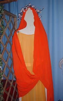 storia dell'abito da sposa_ matrimonio nell'antica roma_ abito nuziale