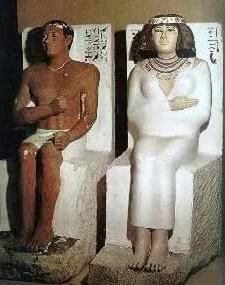 storia dell'abito da sposa_ matrimonio nell'antico egitto