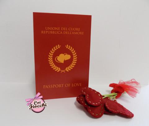 partecipazione nozze formato passaporto-coi fiocchi
