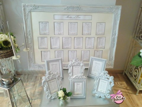 tableau-per-il-matrimonio-shabby-chic-tableau-mariage-legno-dipinto