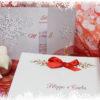 Partecipazioni di nozze natalizie per chi si sposa a Dicembre