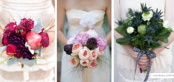 Bouquet-sposa-particolari-e-alternativi-per-la-sposa-originale-bouquet-fiori-frutta-e-verdura