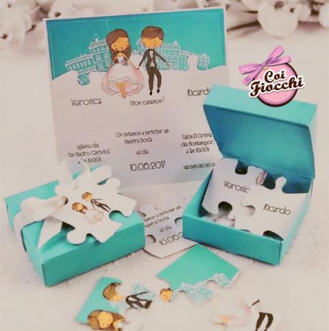 partecipazioni-di-nozze-puzzle-coi-fiocchi-in-scatola-tiffany-confezione