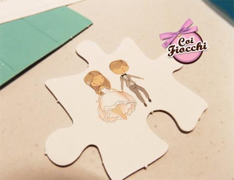 partecipazioni-di-nozze-puzzle-coi-fiocchi-in-scatola-tiffany-dettaglio-tessera
