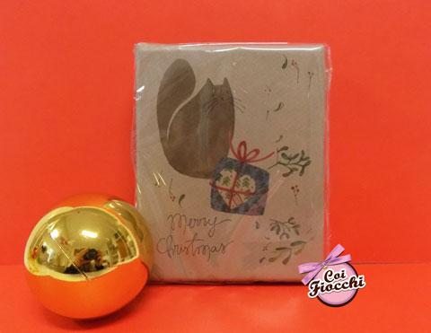 scatola-saponi-vegatali-gatto nero con pacco-regalo e agrifoglio