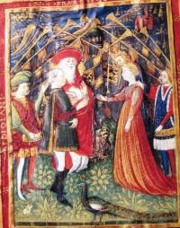 storia-dellabito-da-sposa-cosa-indossavano-le-spose-nel-medioevo-e-nel-rinascimento-matrimonio-francesco-sforza-e-bianca-maria-visconti-1441