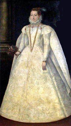storia-dellabito-da-sposa-cosa-indossavano-le-spose-nel-medioevo-e-nel-rinascimento-maria-stuarda-nel-suo-abito-da-sposa-1565