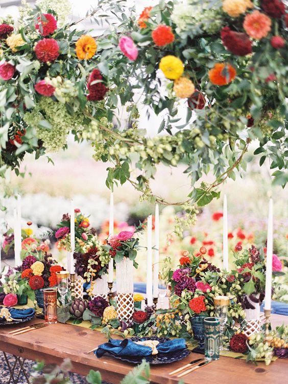 partecipazioni-di-matrimonio-boho-chic-allestimento-floreale-boho