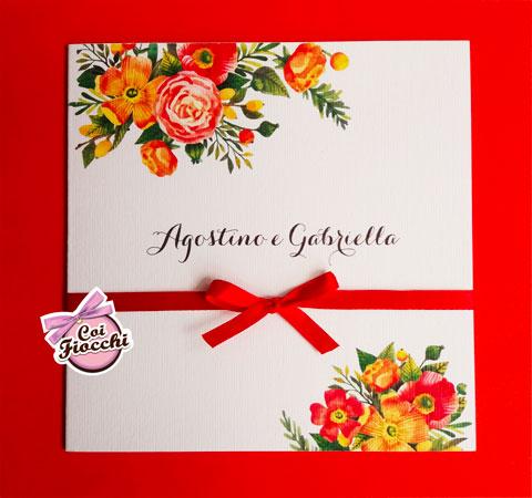 partecipazioni-di-matrimonio-boho-chic-fiori-rosso-arancio-coi-fiocchi