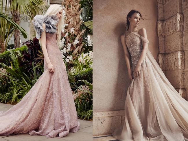 colori moda nozze 2020 color chamapgne e rosa