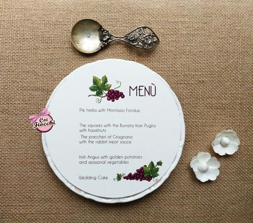 menu-per-il-matrimonio-a tema vino con uva