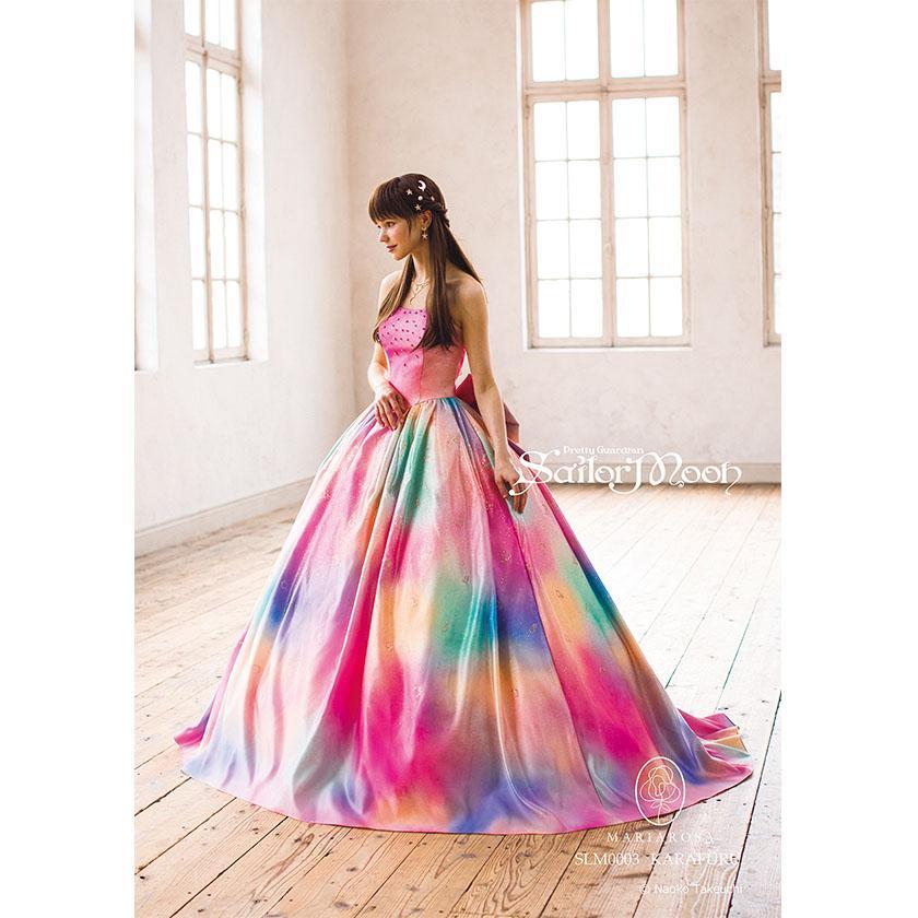 abito da sposa ispirato alle guerriere sailor_collezione sailor moon