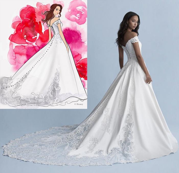 abito-da-sposa-disney-belle-2020-Disney-Fairy-Tale-Weddings-Collection