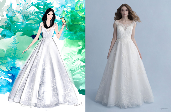 abito-da-sposa-disney-biancaneve-2020-Disney-Fairy-Tale-Weddings-Collection