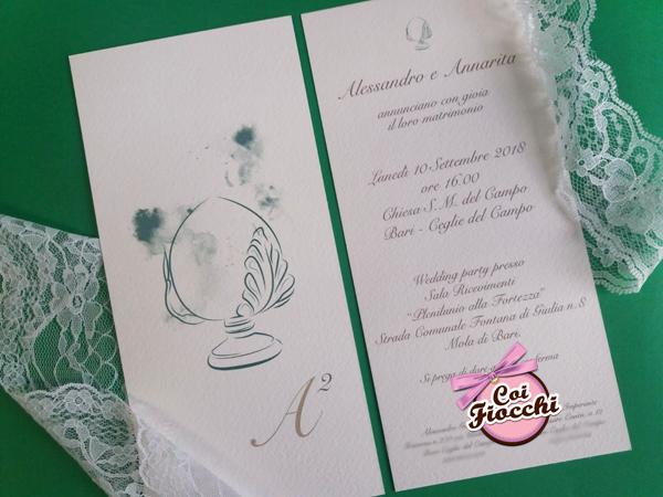 partecipazione-di-matrimonio-con pumo ispirata alla puglia